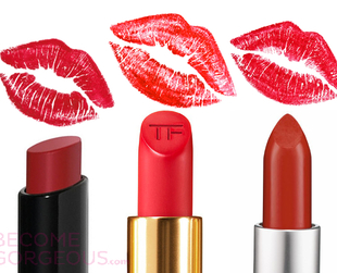 You are a lovely lady that doesn't like to take fashion risks. You always prefer the classical approach, so here are some classic lipstick colors just for you!