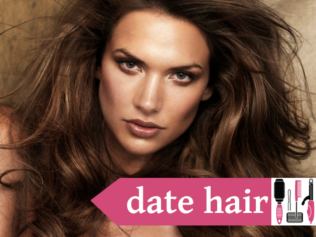 Date Hairstyles: Sexy and Romantic