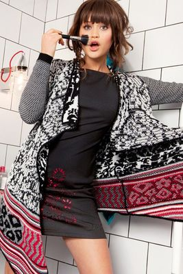 Desigual Fall 2013 Collection (11)