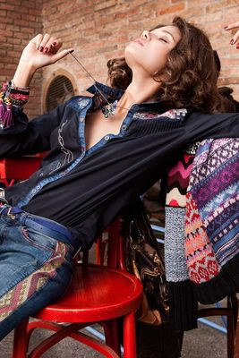 Desigual Fall 2013 Collection (14)