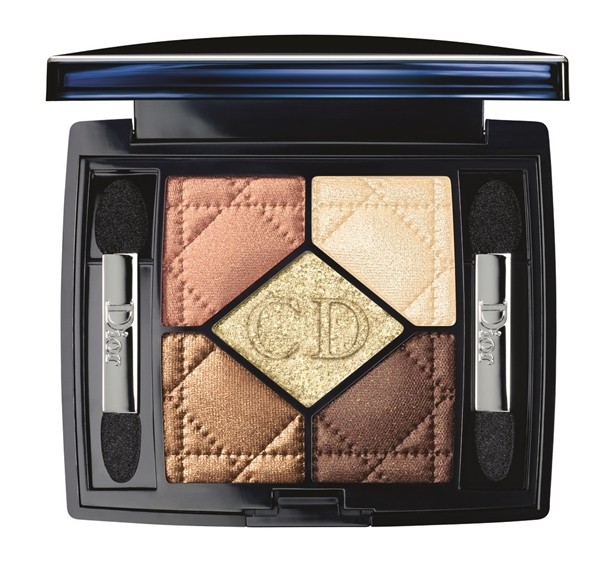 Dior 5 Couleurs Eyeshadow Golden Flower 2013