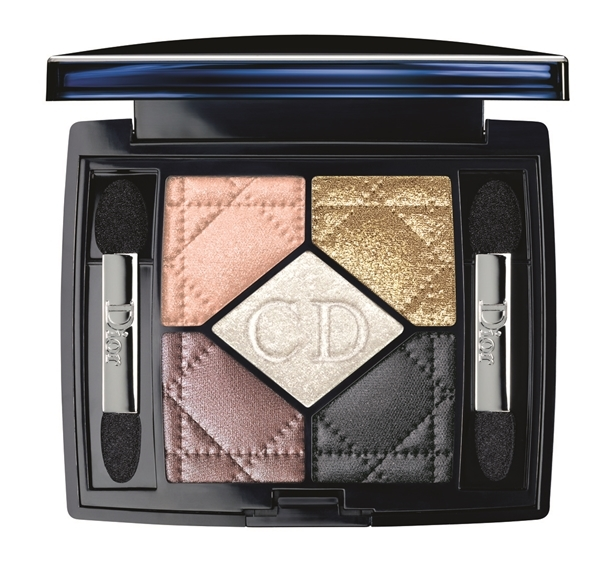 Dior 5 Couleurs Eyeshadow Golden Snow 2013