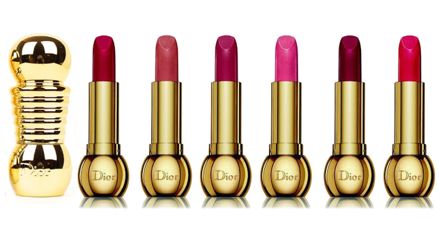 Dior Holiday 2013 Lipsticks
