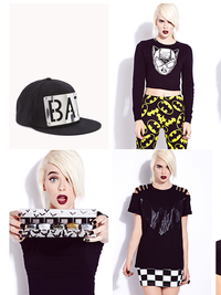 Forever 21 Bats and Cats Collection