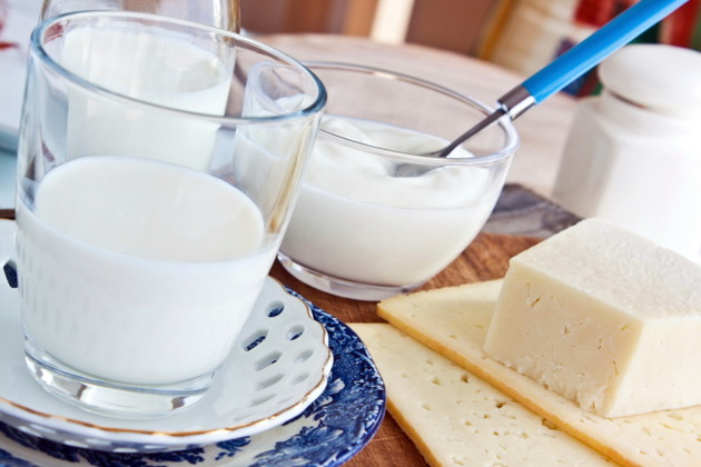 Dairy For Weight Gain