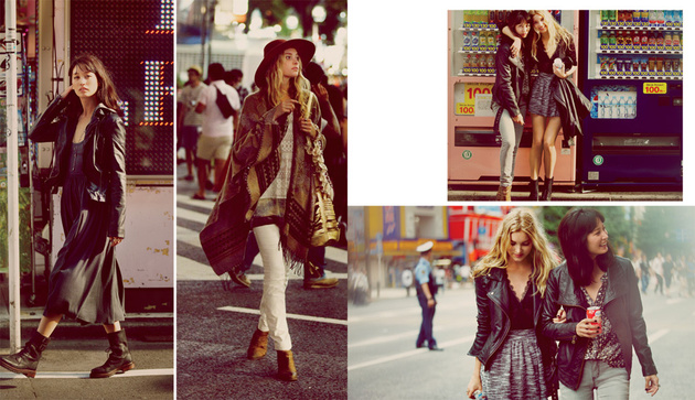 Designs Signed Free People Fall 2013