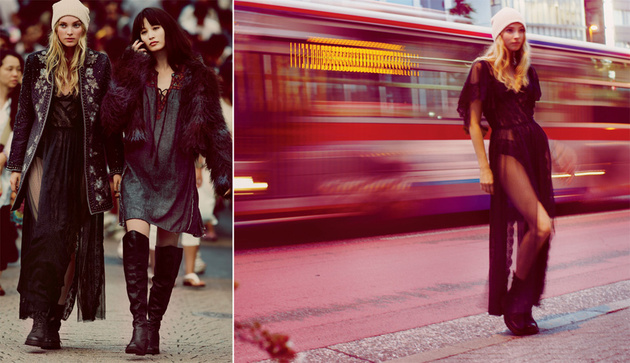 Free People October Catalog