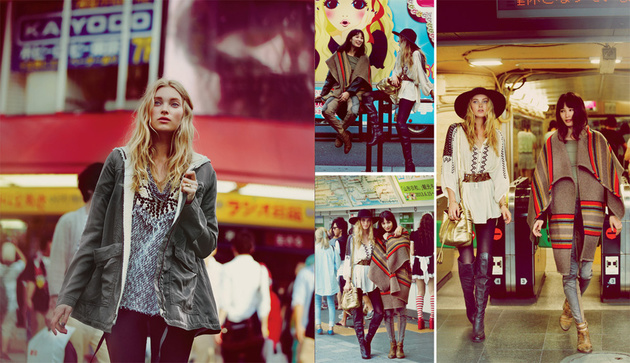 Outfits From Free People October 2013 Catalog