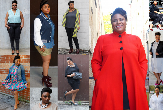 Fat In The City Plus Size Fashion Blog