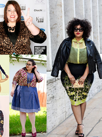 Great Fashion Blogs for Plus Size Women