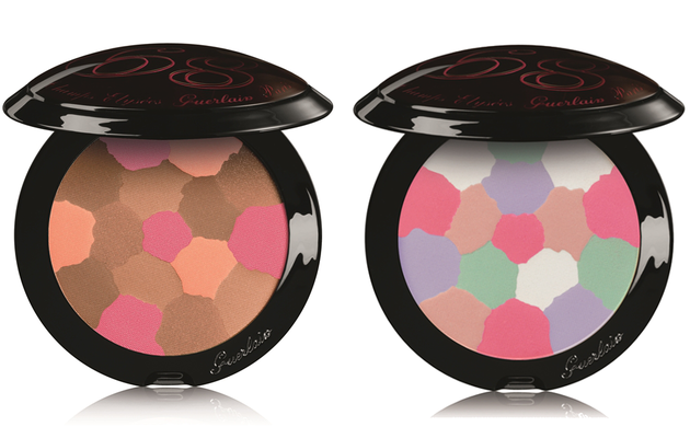 Guerlain Holiday 2013 Makeup
