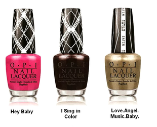 Next year's first month will bring the Gwen Stefani OPI nail polish line. Find out more.