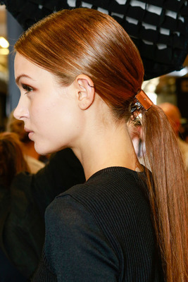 Spring 2014 Ponytail Hairstyle (2)