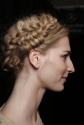 Spring 2014 Runway Braided Hairstyle (3)