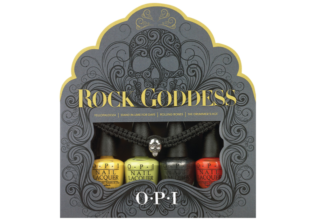 Opi Rocks Goddess 2013 Halloween Nail Polish
