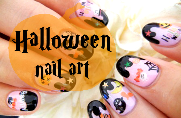 Halloween Nail Art Inspiration