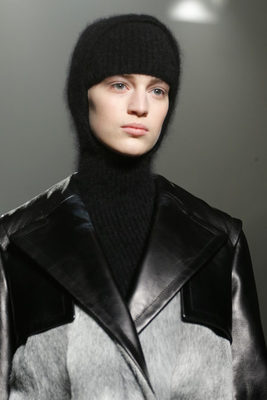 Alexander Wang Fall 2013 Hat