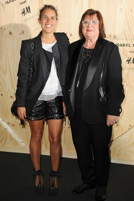 Isabel Marant At The Isabel Marant For H M Launch Party