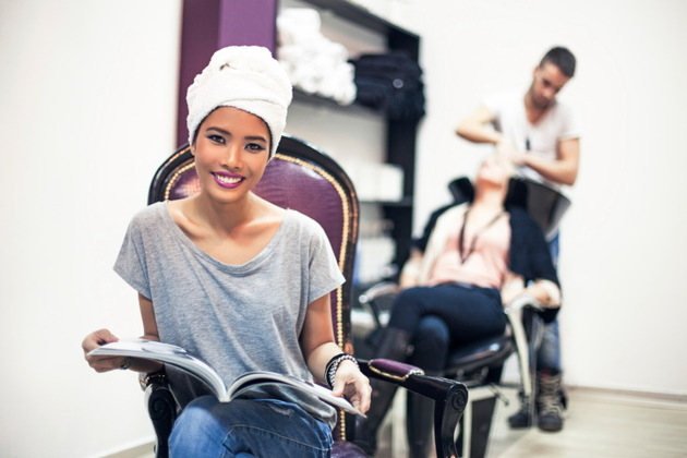 How to Return Happy From Your Hairstylist