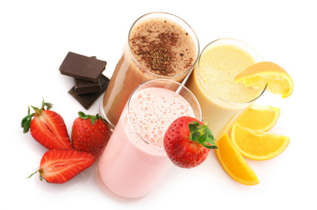 Healhy Protein Shakes