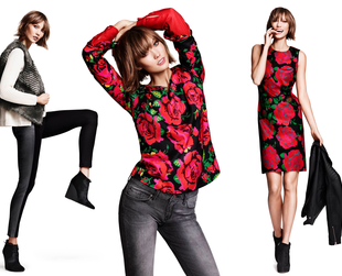 "Need a few fresh outfit ideas? Check out the new Lindex ""Styled by Matthew Williamson"" campaign for inspiration."