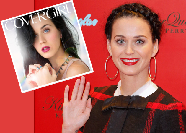 Katy Perry is the New Covergirl Ambassador