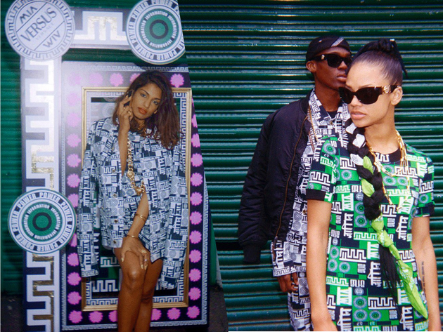 M.I.A Versus Versace Collection
