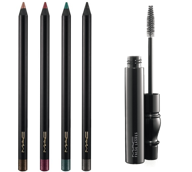 Mac Divine Night 2013 Eye Pencils And Mascara