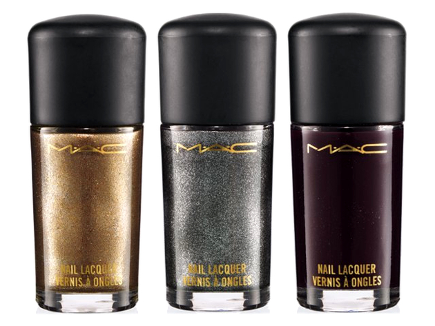 Mac Divine Night Holiday 2013 Nail Lacquers
