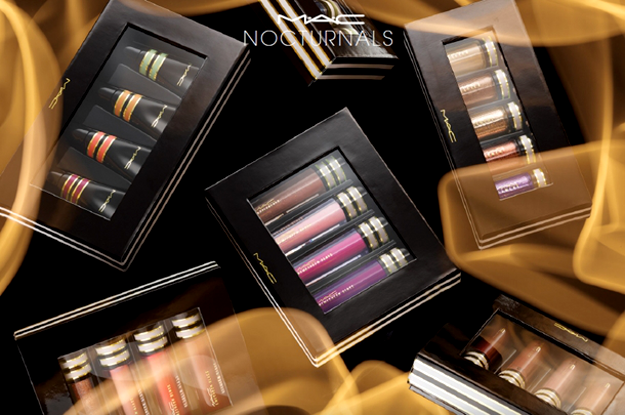 MAC Nocturnals Holiday 2013 Collection