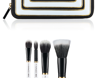 Take a closer look at the new MAC holiday 2013 line, Stroke of Midnight.