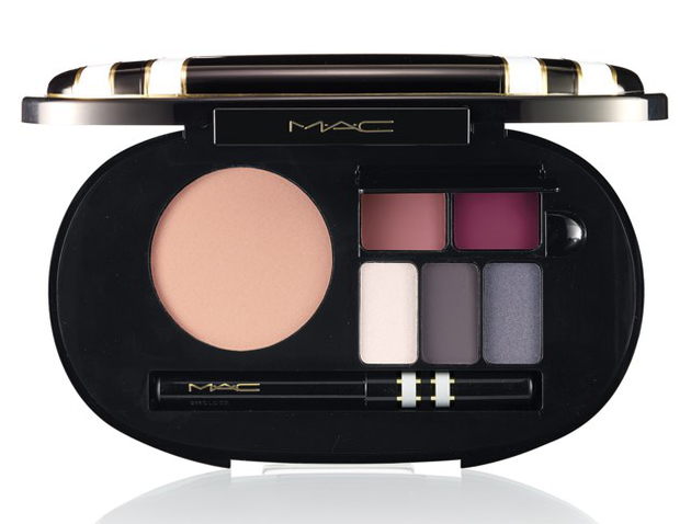 Mac Stroke Of Midnight 2013 Cool Face Palette