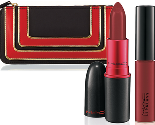 Check out the limited edition MAC Viva Glam holiday 2013 offerings!