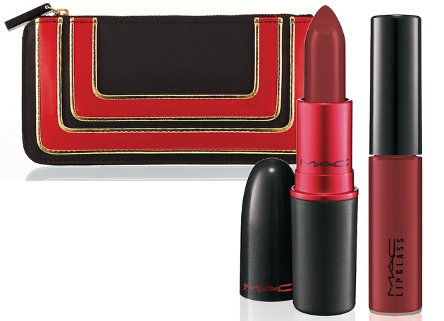 Mac Viva Glam Holiday 2013 Bag
