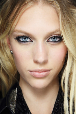 Smokey Cat Eye Makeup Trend Spring 2014