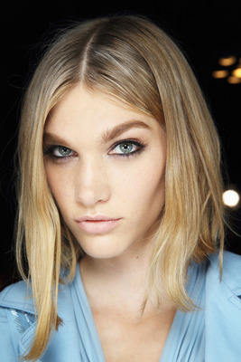Winged Eyeliner Makeup Spring 2014
