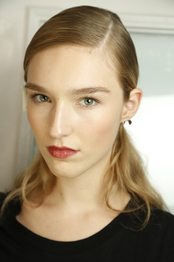 pictures makeup trends from fashion week spring 2014