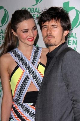 Miranda Kerr And Orlando Bloom Before Split