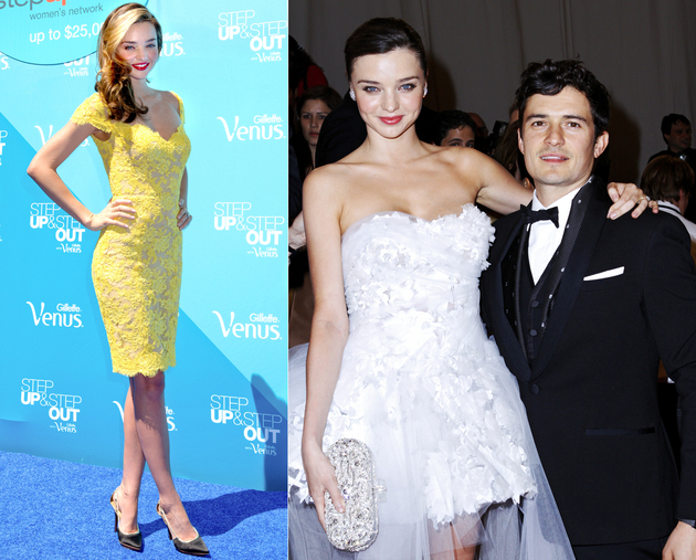 Miranda Kerr And Orlando Bloom To Get Divorced