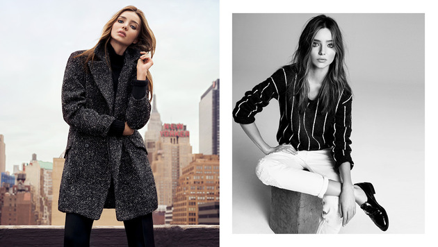 Miranda Kerr For Mango Winter 2013 Ad Campaign