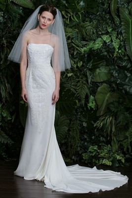 Naeem Khan Wedding Dress Fall 2014  (1)