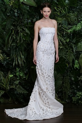 Naeem Khan Wedding Dress Fall 2014  (11)