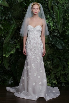 Naeem Khan Wedding Dress Fall 2014  (14)