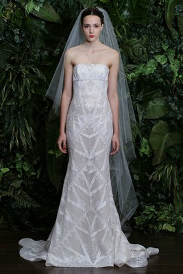 Naeem Khan Wedding Dress Fall 2014  (16)
