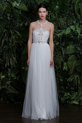 Naeem Khan Wedding Dress Fall 2014  (2)