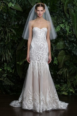 Naeem Khan Wedding Dress Fall 2014  (5)