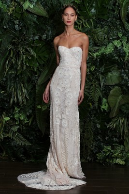 Naeem Khan Wedding Dress Fall 2014  (7)