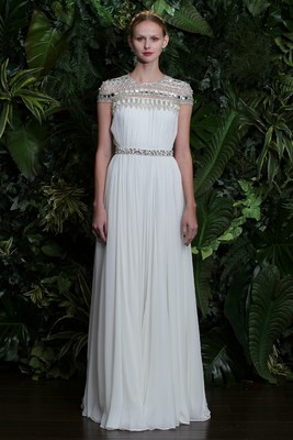 Naeem Khan Wedding Dress Fall 2014  (9)