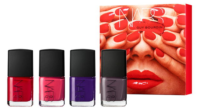 Nars Holiday 2013 Beautiful Stranger Nail Set