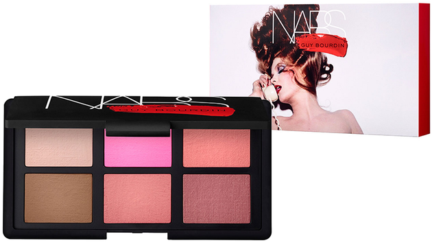 Nars Holiday 2013 One Night Stand Blush Palette